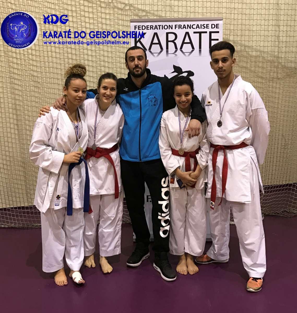 club karate bas rhin