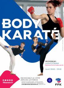 Entrainement Body Karaté Ados @ Dojo - Centre Sportif